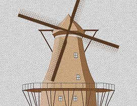 #19 cho Illustrate and Animate Original Old-Fashioned Windmill bởi harool
