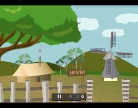 #22 untuk Illustrate and Animate Original Old-Fashioned Windmill oleh sufizzkl4