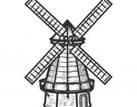 #29 untuk Illustrate and Animate Original Old-Fashioned Windmill oleh Mahdihasan16