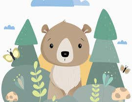 #38 for Cute bear vector illustration by jazevw