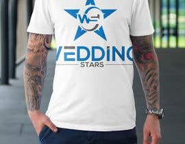 "#378 для Create graphic - logo ""Wedding Stars"" for event agency от juwelmia8083"