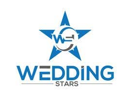 "#379 for Create graphic - logo ""Wedding Stars"" for event agency by juwelmia8083"
