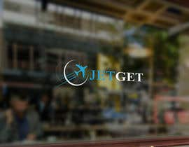 #20 , Design a Logo for JetGet, crowd-sourcing for private jets 来自 rajibdebnath900