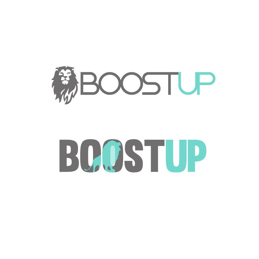 Kilpailutyö #26 kilpailussa Design a Logo and social media cover photo for Boost Up Social