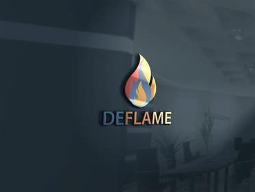 #68 for Design a Logo for my Beverage Company - Deflame by alikarovaliya