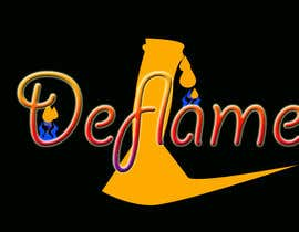 #72 para Design a Logo for my Beverage Company - Deflame por tabdeltwab