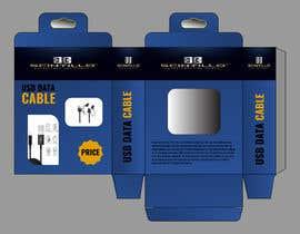 Nro 36 kilpailuun Packaging design käyttäjältä Meheq