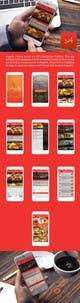 Graphic Design Contest Entry #9 for Anguilla Cuisine App UI Mockup