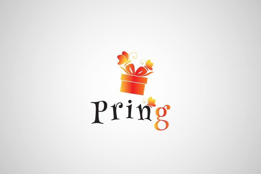 Konkurrenceindlæg #34 for Logo Design for Pring