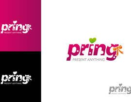 #153 for Logo Design for Pring by Designer0713