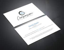 #854 cho Design Counselling Business Card bởi designer4954