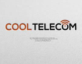 #1382 for Redesign Cool Telecom Logo by anubegum