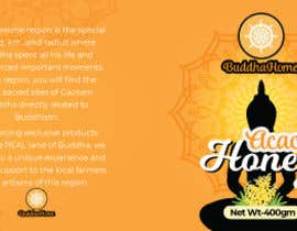 #117 for Honey Label Designing Contest af nkabir247