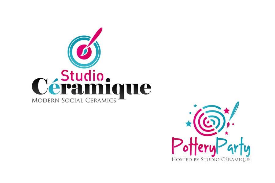 Bài tham dự cuộc thi #                                        9                                      cho                                         Logo Design for a Modern Ceramics Studio