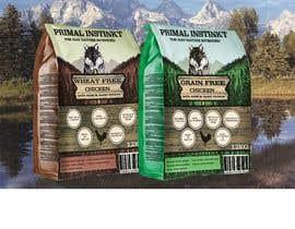 Paulodesings tarafından New dog food label için no 57