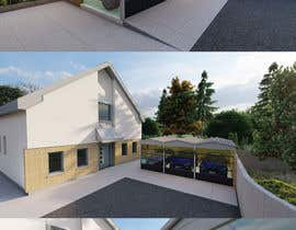 #36 para Car Garage Design por aravindads4