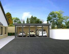 #45 para Car Garage Design por acepcuyana