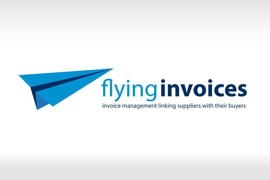 Participación en el concurso Nro.23 para Flying Invoices
