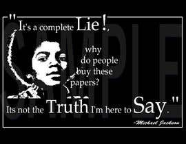 cagatinronald tarafından Michael Jackson için no 49