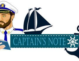 #1 para Design a Logo for CaptainsNote.com de arnab22922