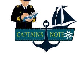 #6 para Design a Logo for CaptainsNote.com por arnab22922