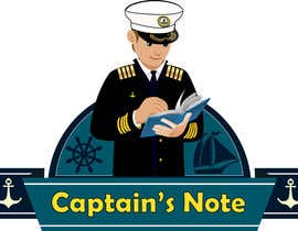 #14 para Design a Logo for CaptainsNote.com de arnab22922
