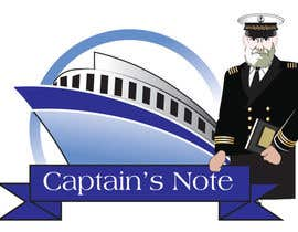 #10 for Design a Logo for CaptainsNote.com af thedubliner