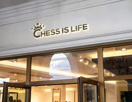 #618 for Design a logo for 'Chess Is Life' af shakilahmad866a