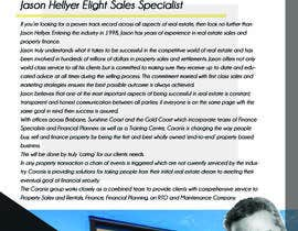 #15 for Design a Flyer for Real Estate Agent by PJTDesigns1