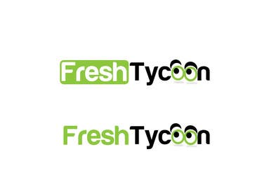 #209 for Logo Design for FreshTycoon.com by rraja14