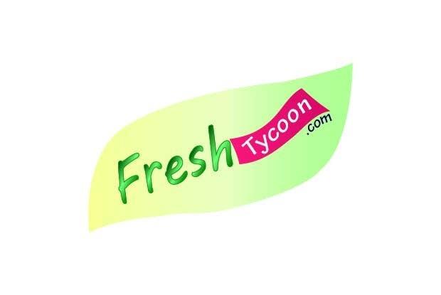 Konkurrenceindlæg #298 for Logo Design for FreshTycoon.com