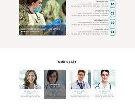 #68 cho Create Homepage Design bởi Mostakim001
