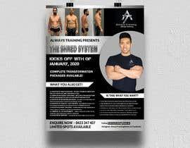 #44 untuk Create Advertising Poster For Transformation Challenge oleh osimakram120
