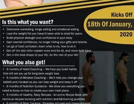 #47 untuk Create Advertising Poster For Transformation Challenge oleh samihaislam28