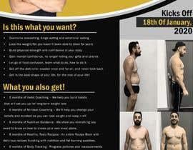 #49 untuk Create Advertising Poster For Transformation Challenge oleh samihaislam28