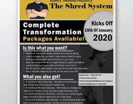 #51 untuk Create Advertising Poster For Transformation Challenge oleh samihaislam28