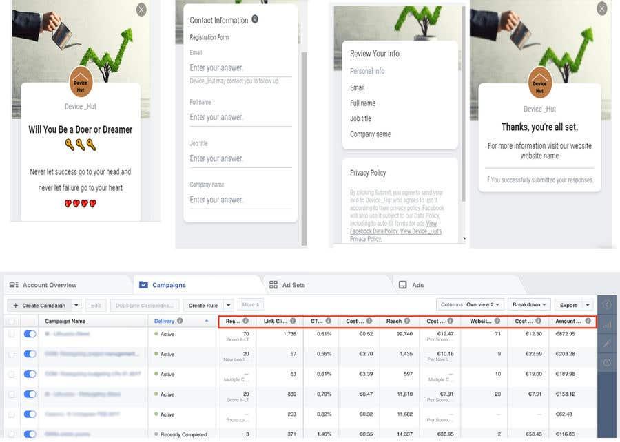 Penyertaan Peraduan #                                        28                                      untuk                                         FB ads marketing