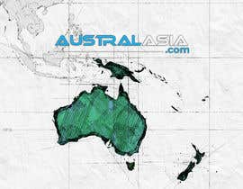 #35 для I need a sketch/drawing of the Australasian region map done от deenfx