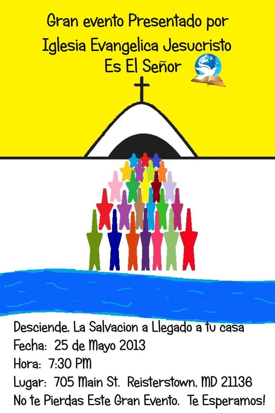 Inscrição nº                                         25                                      do Concurso para                                         Photoshop Design for Church revival