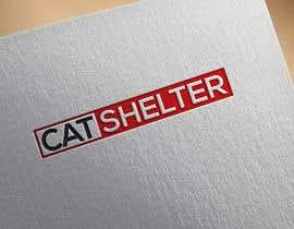 #8 for logo for cat shelter af nicetshirtdesign