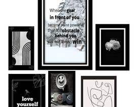 #21 untuk Create a Poster Set / Black and White oleh nursyzanahayazi