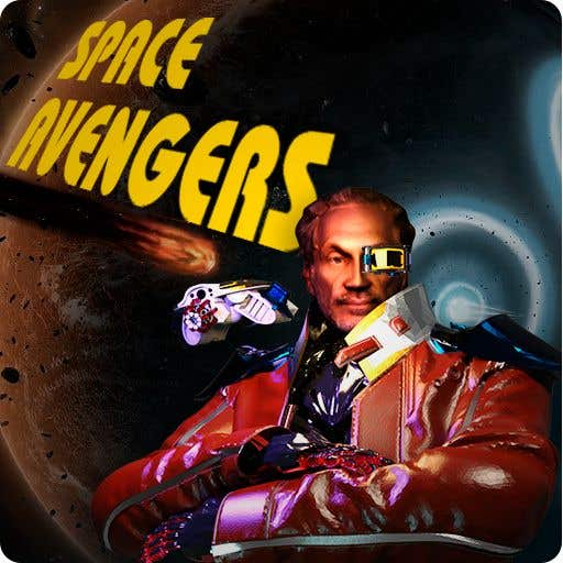 Konkurrenceindlæg #                                        30                                      for                                         Create icon for Space Avengers (Roblox game - 512x512 image - 3D rendered)