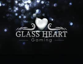 #193 for Logo Design with an Animated Version. (Glass Heart/Crystal Heart Design) af nayeemart007