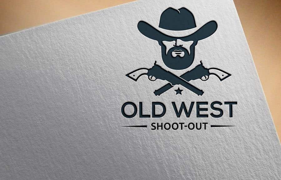 Kilpailutyö #                                        211                                      kilpailussa                                         LOGO -  Western Theme Mini Golf