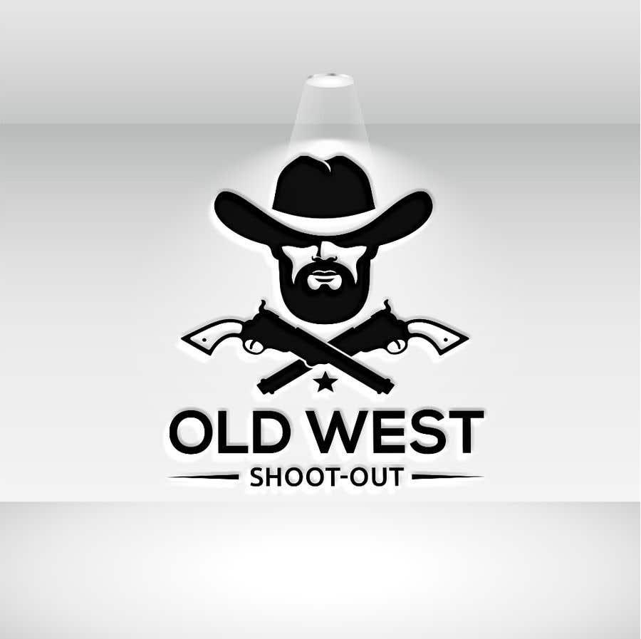 Kilpailutyö #                                        212                                      kilpailussa                                         LOGO -  Western Theme Mini Golf