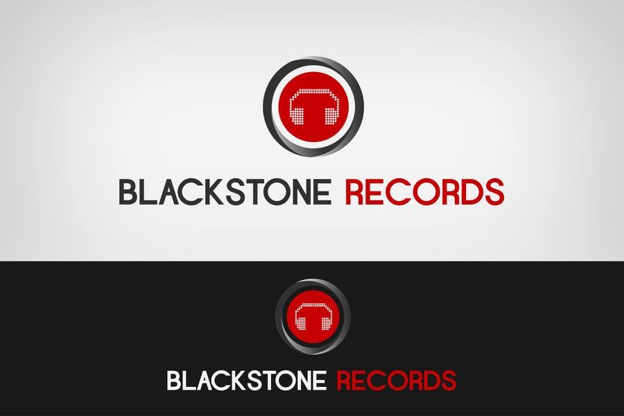 #3 for Logo Design for Blackstone Records by Lozenger