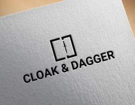 #190 for logo for company Cloak & Dagger by Alhabgi