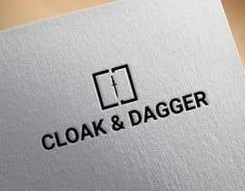 #191 for logo for company Cloak & Dagger by Alhabgi