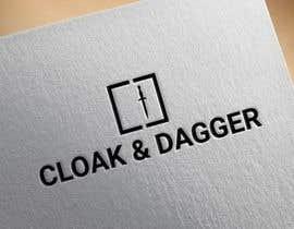 #194 for logo for company Cloak & Dagger by Alhabgi