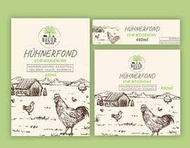 #17 for Label Design for Organic Farm Products (German language) by shoaibchaudary77